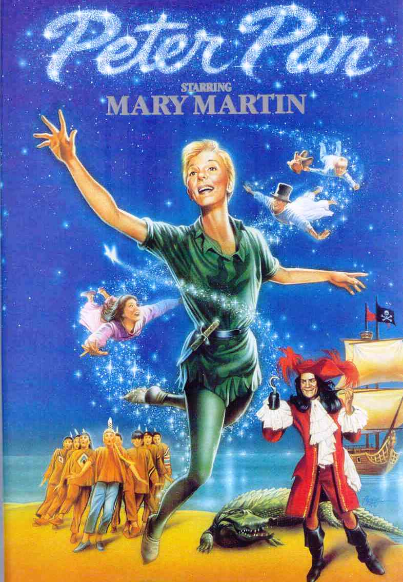 It's just an image of Modest Peter Pan Picture