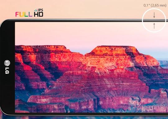 Full HD del LG G2
