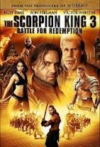 El Rey Escorpión 3: Batalla por la redención <br><span class='font12 dBlock'><i>(The Scorpion King 3: Battle for Redemption )</i></span>