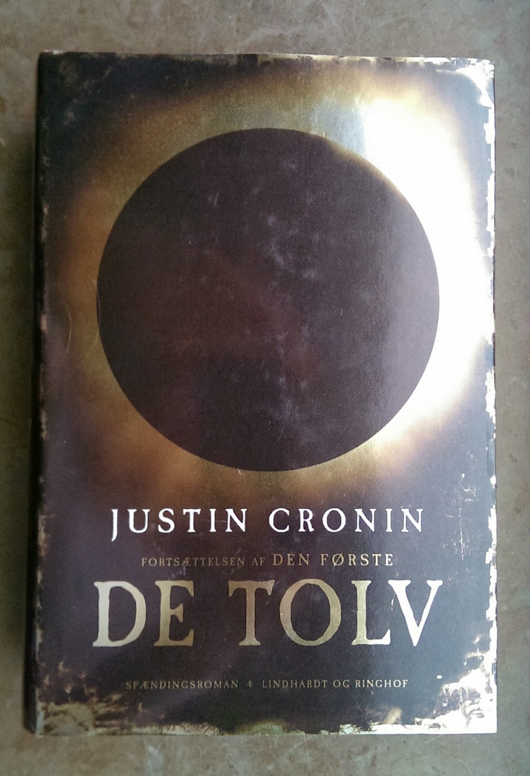 The Twelve  The Passage #2  by Justin Cronin