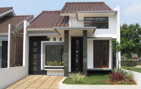 Arsitektur rumah minimalis telah memikirkan bagaimana cara membuat desain rumah sederhana yang terkesan mewah modern stylish tapi simpel di atas lahan ... & Model Rumah Minimalis Sederhana Idaman - Desain Rumah