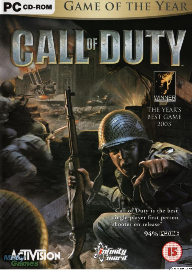 Free Download Games Call of Duty 1 (mediafire)