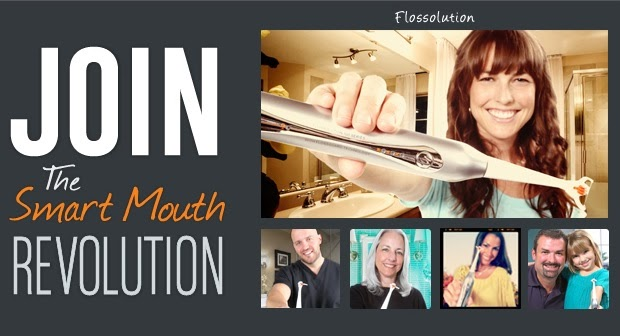 Flossolution smart mouth revolution