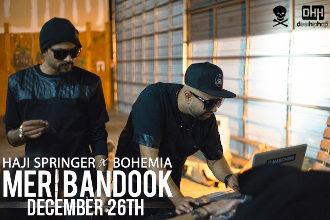 Meri Bandook - Haji Springer ft Bohemia (Official Trailer) - Pesa Nasha Pyar - DesiHipHop
