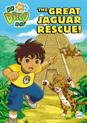 Go Diego Go The Great Jaguar Rescue! (2009)