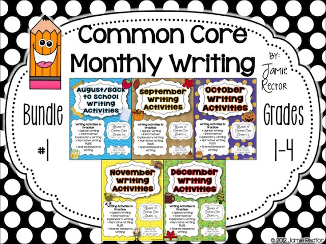 common core standards writing grade 6