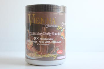 Body Scrub Chocolate