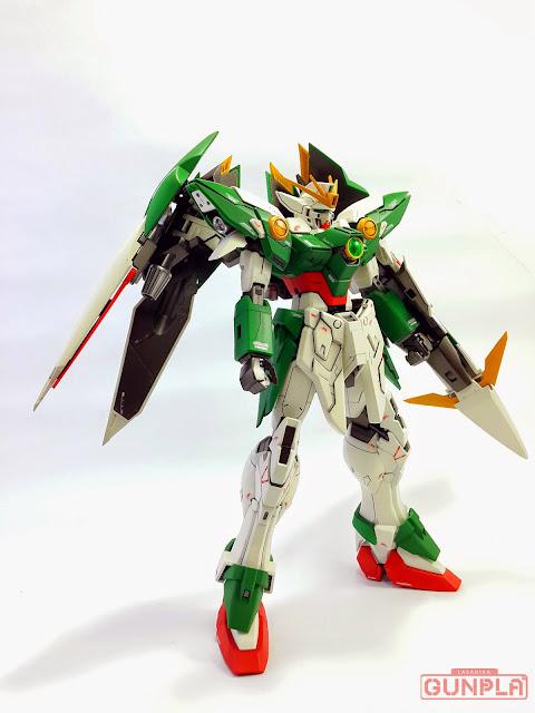 ... Wing Gundam Proto Zero