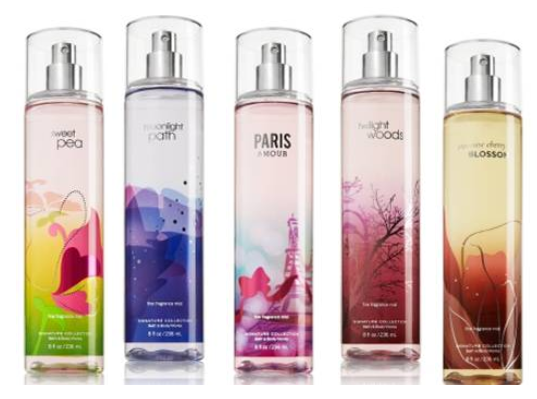 Dragonfly Sweetnest Bath Body Works New Fine Fragrance Mists