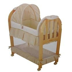 Bassinet Bauer Eddie Rocking2