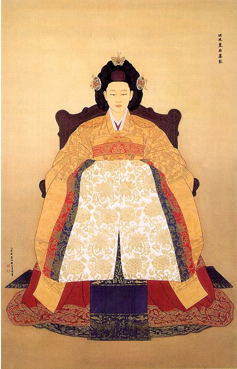 Korean Empress profile Myeong
