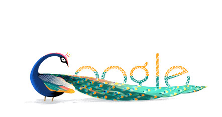 India's Independence day Google Doodle