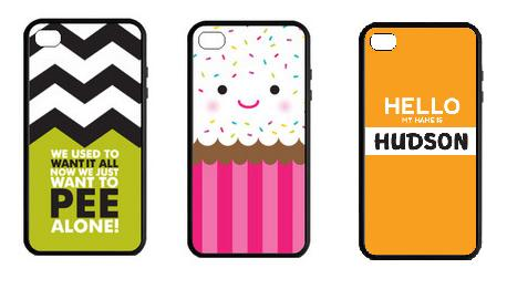 Psychobaby Personalized Cell Phone Cases