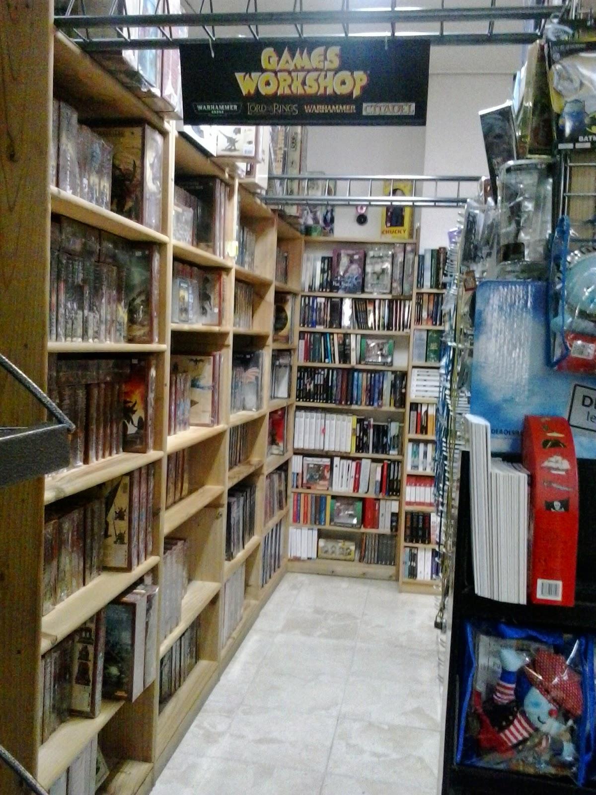 tienda friki andalucia