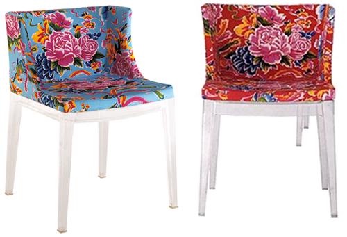Modern Chinoiserie   The Kartell Mademoiselle Chair