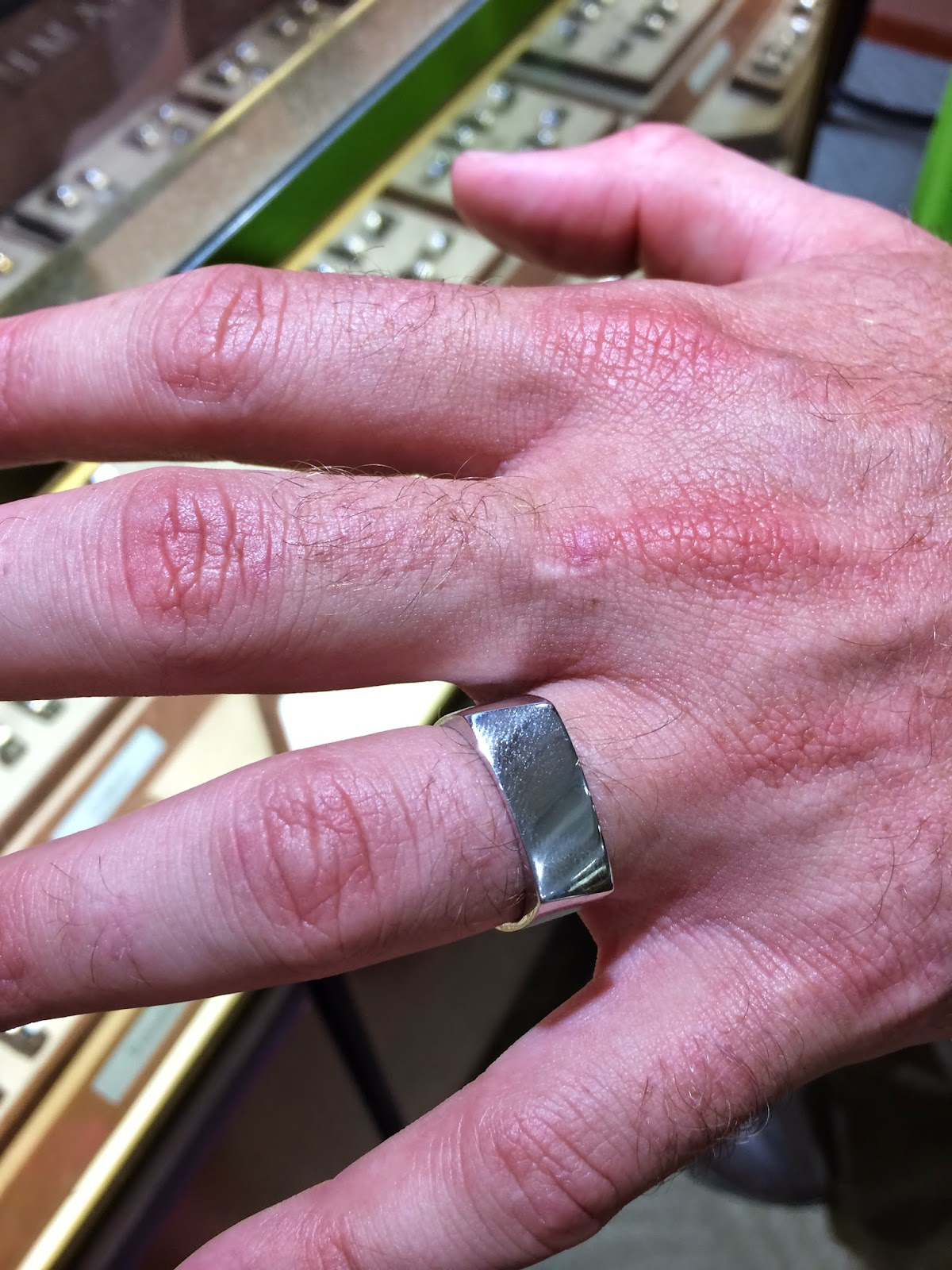 Doeblerghini Bunch:  Around Here Update - Dude's Wedding Band