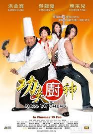 Kungfu Đầu Bếp – Kungfu Chefs