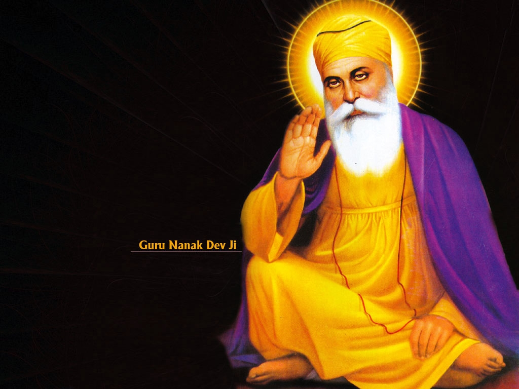 Best Guru Nanak Dev Ji Ki HD Images for free download