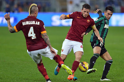 Alessandro Florenzi Best May Move Full-Back to Attack