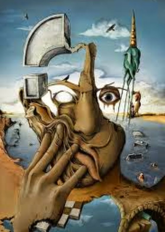 FREEDOM's ORATOR : Salvador Dali - A Soft Self-Portrait