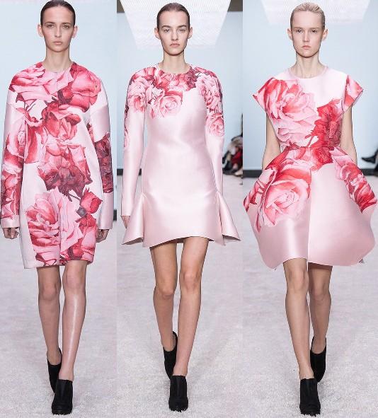 giambattista valli fall 2014 rtw, paris fashion week