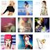 Kylie Minogue - album covers (1988-2012)