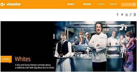 Viewster.com Best online movie streaming sites
