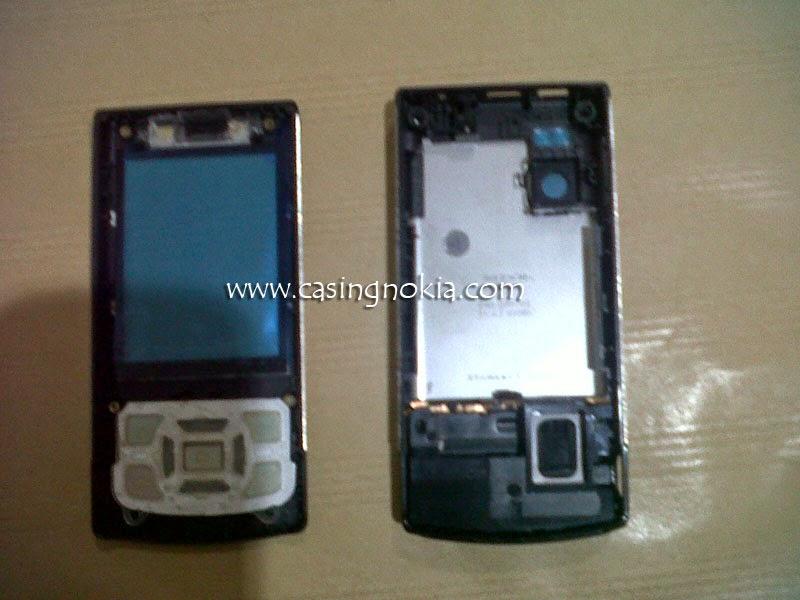 Casing Nokia 6500