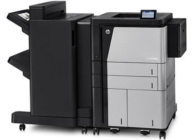 HP LaserJet M806dn