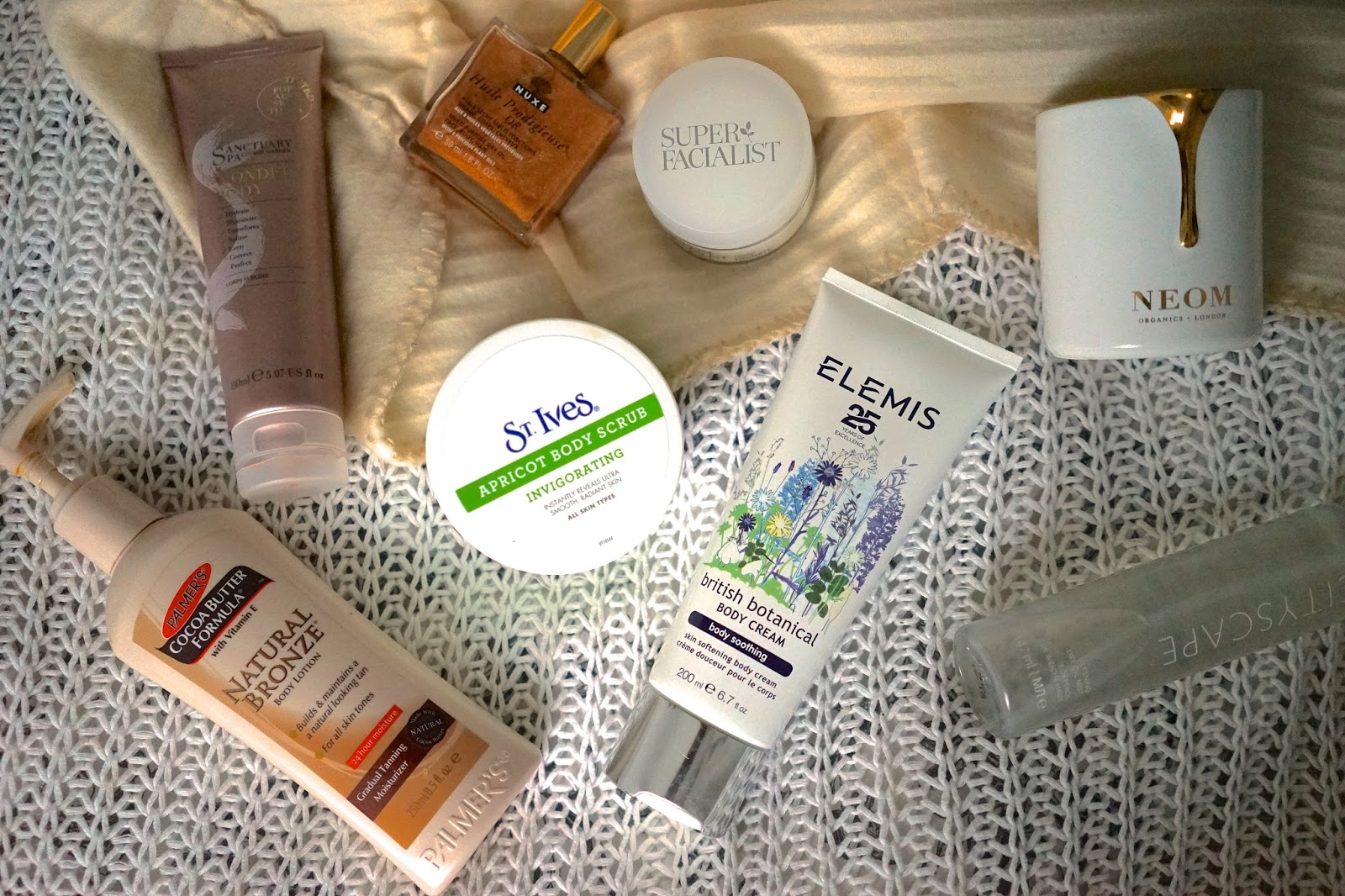 best products for dry skin