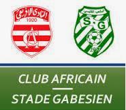 Club Africain 1 - 1 Stade Gabésien
