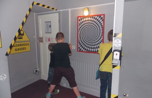 children inside spyzone matlock activities