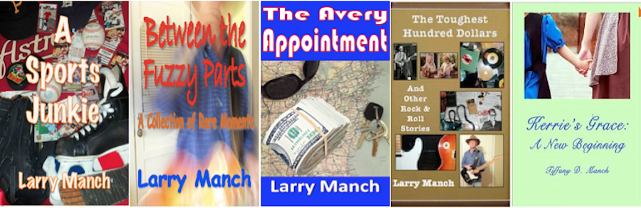 Books by Larry & Tiffany: