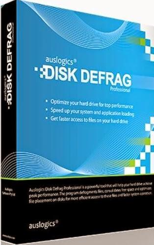 Auslogics Disk Defrag Pro 4.3.5 + Keygen