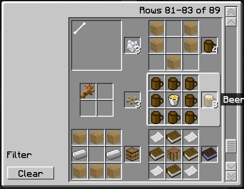 New craftguide 1 4 4 mod minecraft 1 4 4 megadosya - Minecraft crafting table recipes list ...