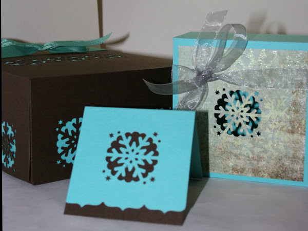 Gift Boxes - Just in time for the holidays!