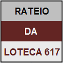 LOTECA 617 - MINI RATEIO OFICIAL