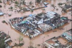DISASTRO IN MOZAMBICO