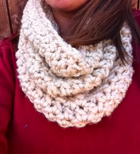 Cate Crochets The Josephine Cowl A Free Crochet Pattern