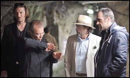 Rodaje de 'El niño' (Daniel Monzón, 2014)