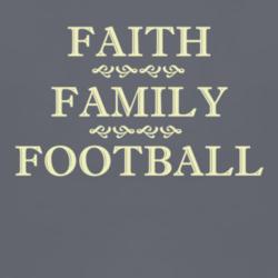 FAITH  FAMILY  FOOTBALLFamily Football