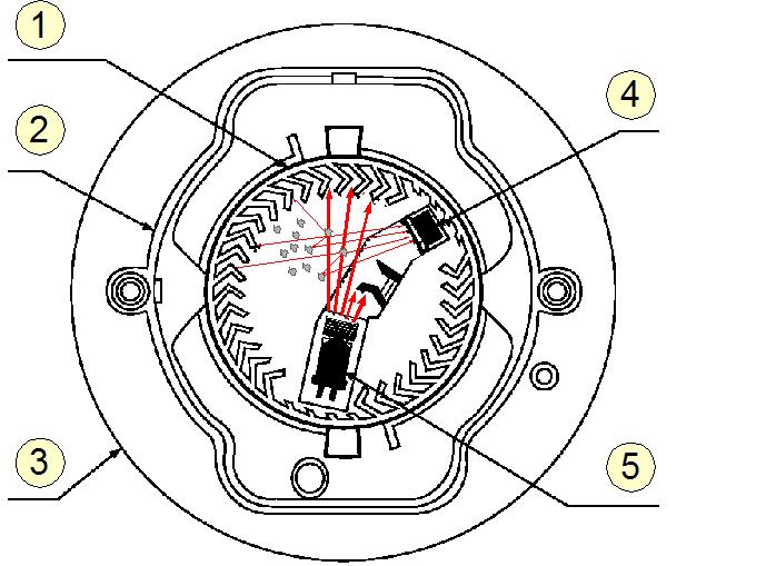 electronique pratique  un d u00e9tecteur de fum u00e9e connect u00e9