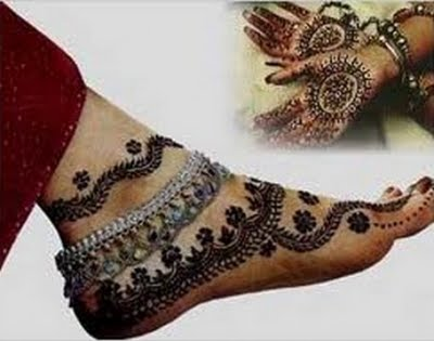 Mehndi Designs For Kids Feet All About