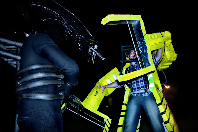 Alien vs. Powerloader