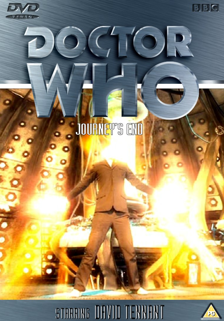 DOCTOR WHO-My Own Little Timestream: Doctor Who-Journey's End