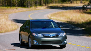 2012 Toyota Camry XLE Review Test Drive