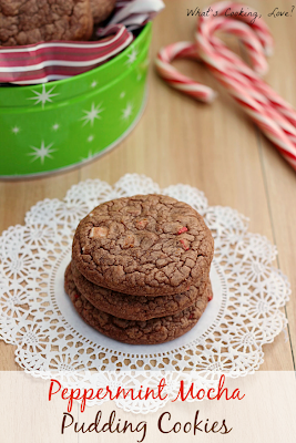 http://whatscookinglove.com/2013/12/peppermint-mocha-pudding-cookies/