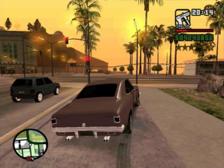 Gta san andreas Screenshot