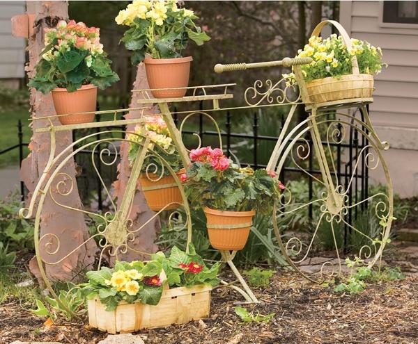 Jardins externos  Apê em Decoração
