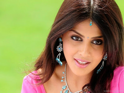 Force Actress Genelia D'souza Wallpaper